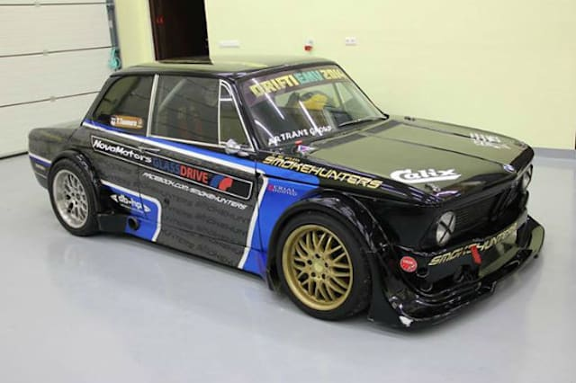 Classic BMW 2002 up for sale