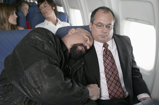 Top 10 awkward things passengers do on a plane