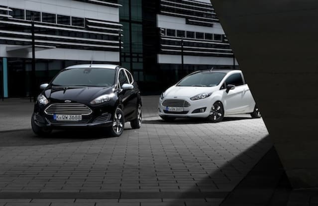 Ford Black & White editions