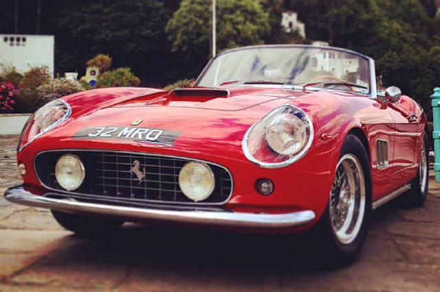 Quentin Willson talks about the future of classic cars