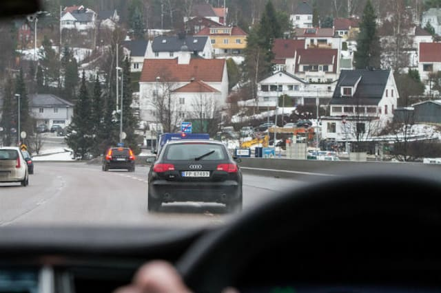 AOL Cars drives Tesla Model S to Norway