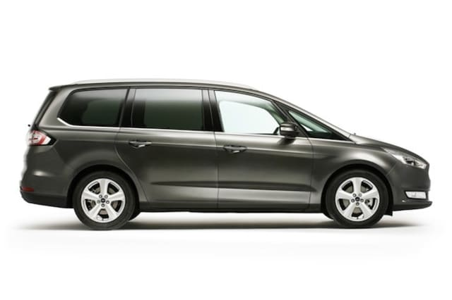 All-new Ford Galaxy