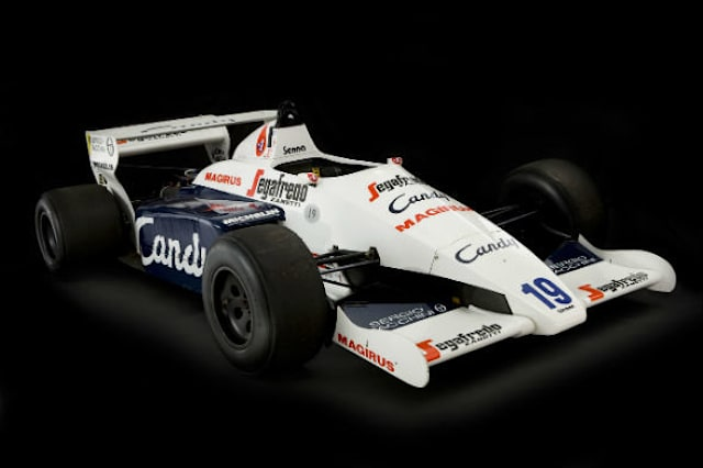 Ayrton Senna F1 car for sale