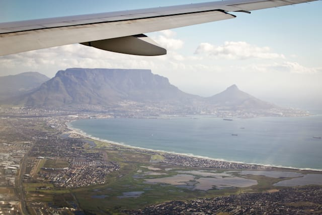 The world's most scenic airport approaches