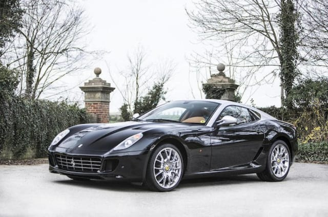 Seized supercars heading for auction