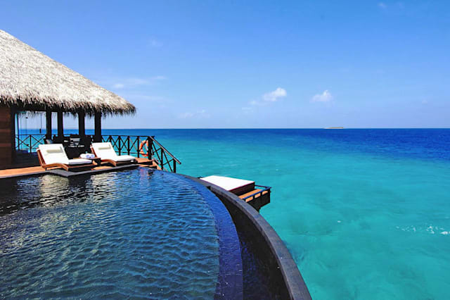 Best hotels with private pools