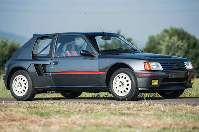 Peugeot 205 T16 up for sale