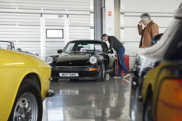 Classic Car Auctions at Silverstone