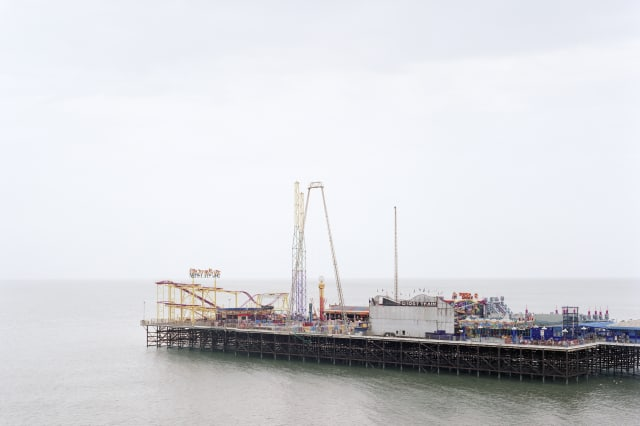 Britain's most iconic piers in pictures