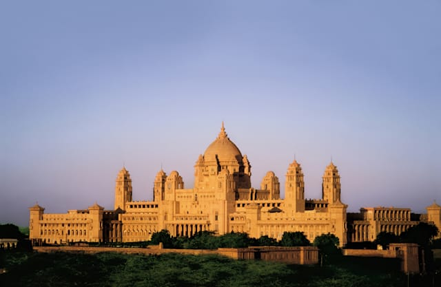 World's best palace hotels
