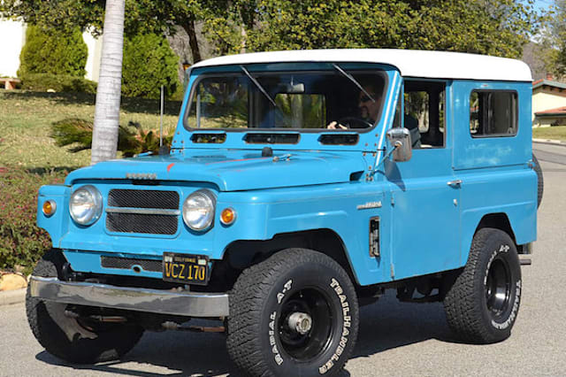 Classic Nissan Patrol goes on sale in America