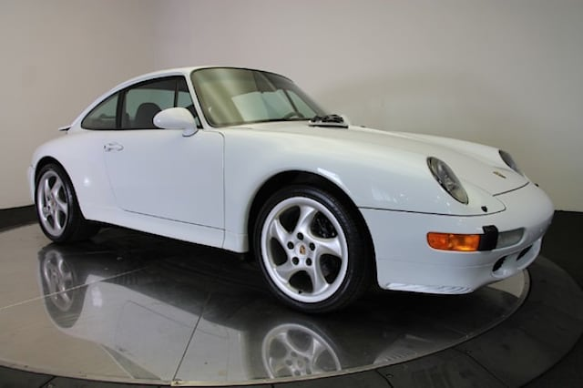 Incredible low-mileage Porsche 911 hits the market