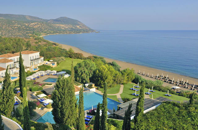 Best family hotels in the Mediterranean