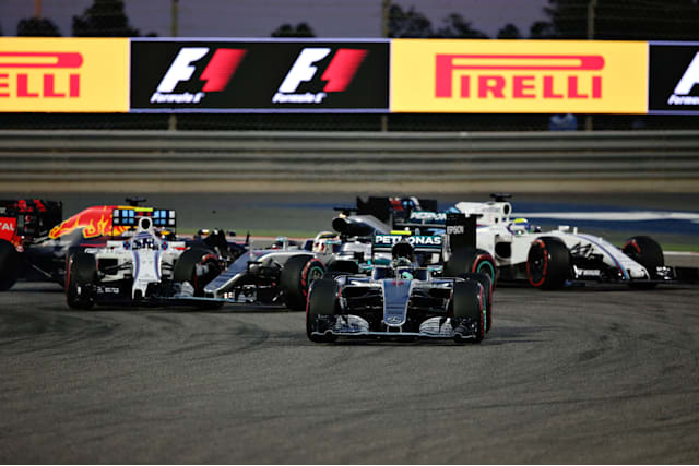Bahrain Grand Prix in pictures