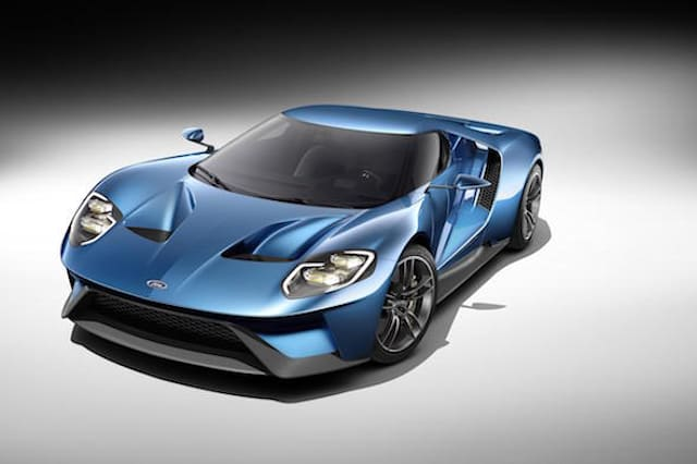 Start daydreaming Ford GT car configurator launched : ford car configurator - markmcfarlin.com