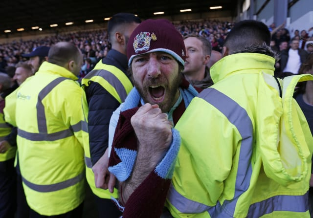 Burnley promoted to the Premier League