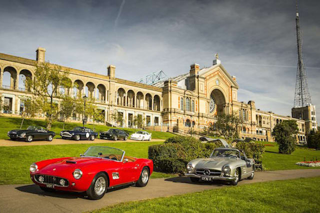 Iconic cars to go under the hammer at Classic & Sports car show
