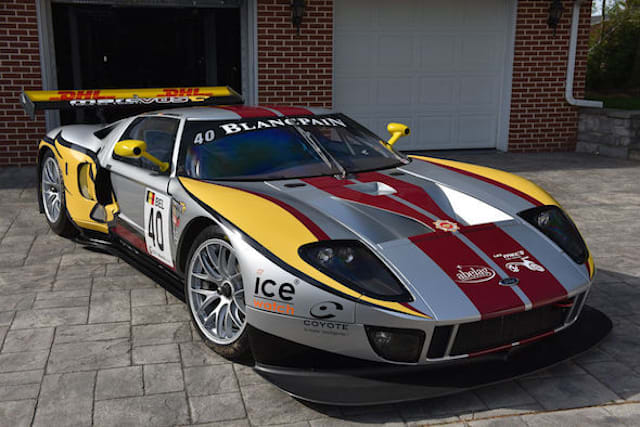 One-of-four Ford GT race car is an awesome eBay find