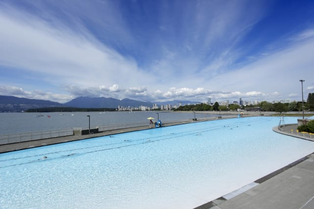 Amazing public swimming pools around the world