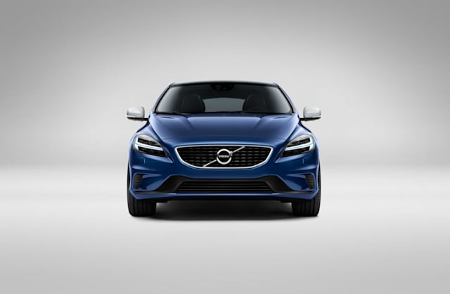 First Drive: Volvo V40