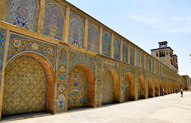 Iran in pictures: Beautiful photos of Tehran and Isfahan