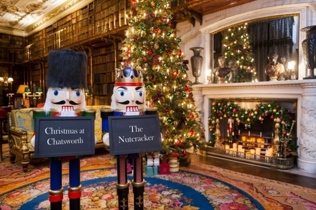 England's best places to get into the Christmas spirit