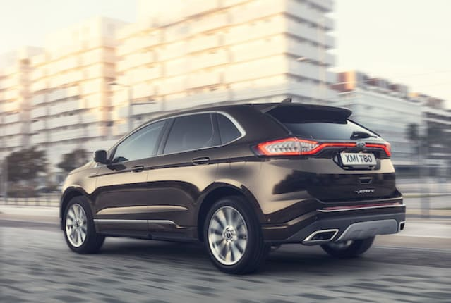 Ford Drive: Ford Edge Vignale