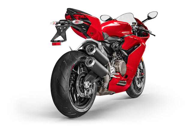 Ducati Performance 959 Panigale special edition revealed