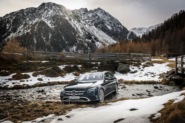 AOL Cars first drive: Mercedes E-Class All-Terrain
