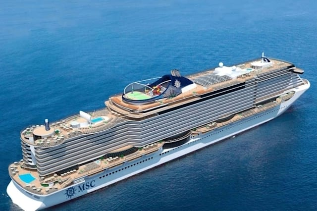 Incredible cruise ships coming soon
