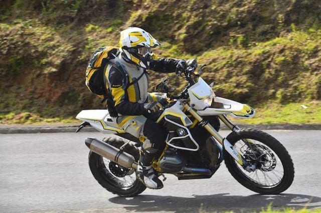Touratech and BMW join forces to build Rambler