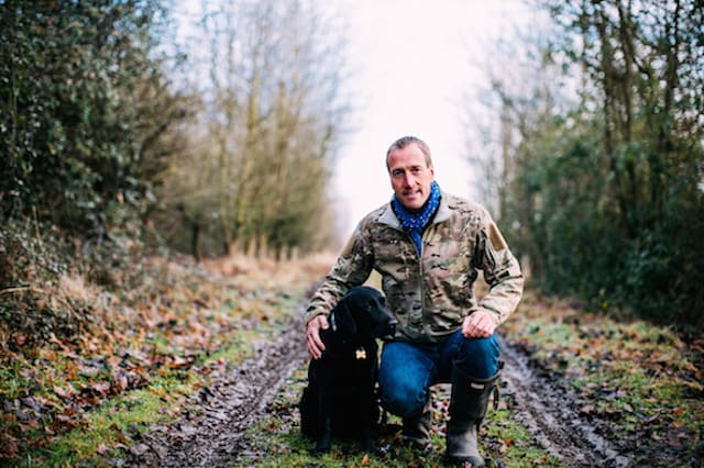 Ben Fogle talks camping, Land Rovers and adventures