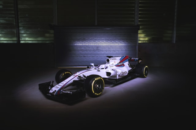 Guide to the 2017 Formula One Cars - Williams