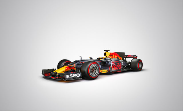 Guide to the 2017 Formula One Cars - Red Bull