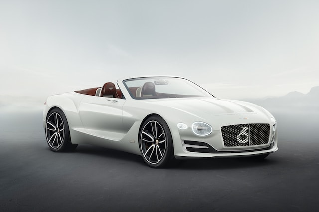 Bentley tests the water with EXP 12 Speed 6e electric concept
