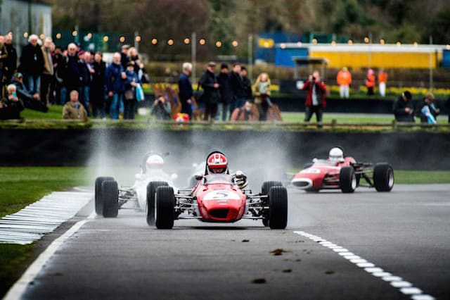 The 75th Goodwood Members' Meeting