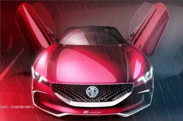 An all-new electric MG has been given the go ahead