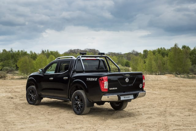 Nissan launches adventure-spec Navara