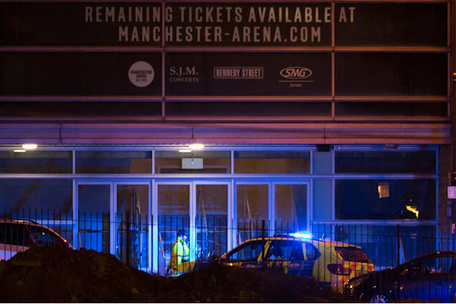 Manchester Arena blast: emergency services react