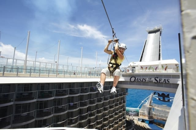 Things you never knew you could do on a cruise ship
