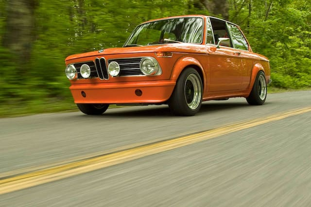 Beautiful AC Schnitzer-tuned BMW 2002tii up for sale