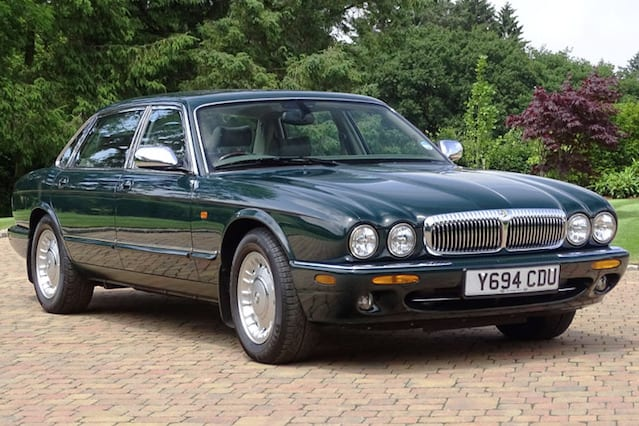 Daimler once owned by the Queen set to make up to £55,000 at auction