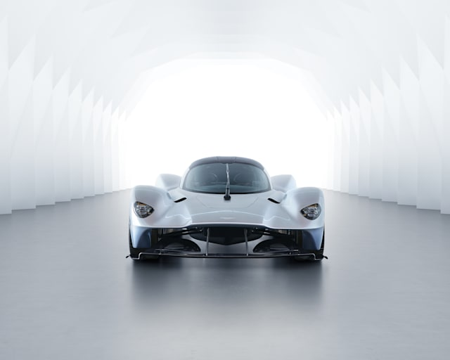 Aston Martin unveil new details of the Valkyrie