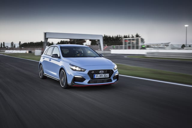 Hyundai's highly anticipated i30 N is unveiled