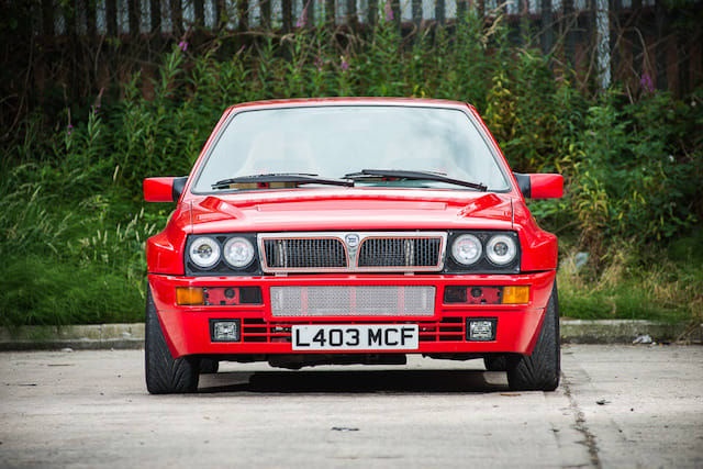 Jay Kay-owned Lancia Delta Integrale Evo II up for auction