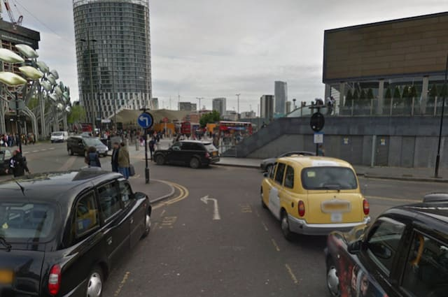 Top 10 most unsafe places to park in London