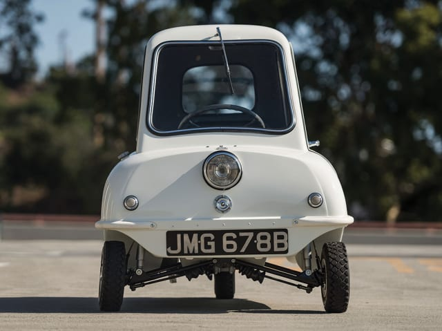 Peel P50 expected to fetch up to $120,000 at auction