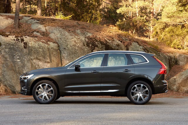 First UK Drive: Volvo XC60