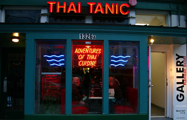 The punniest restaurant names around the globe