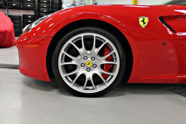 Rare Ferrari 599 GTB goes on sale for £510,000